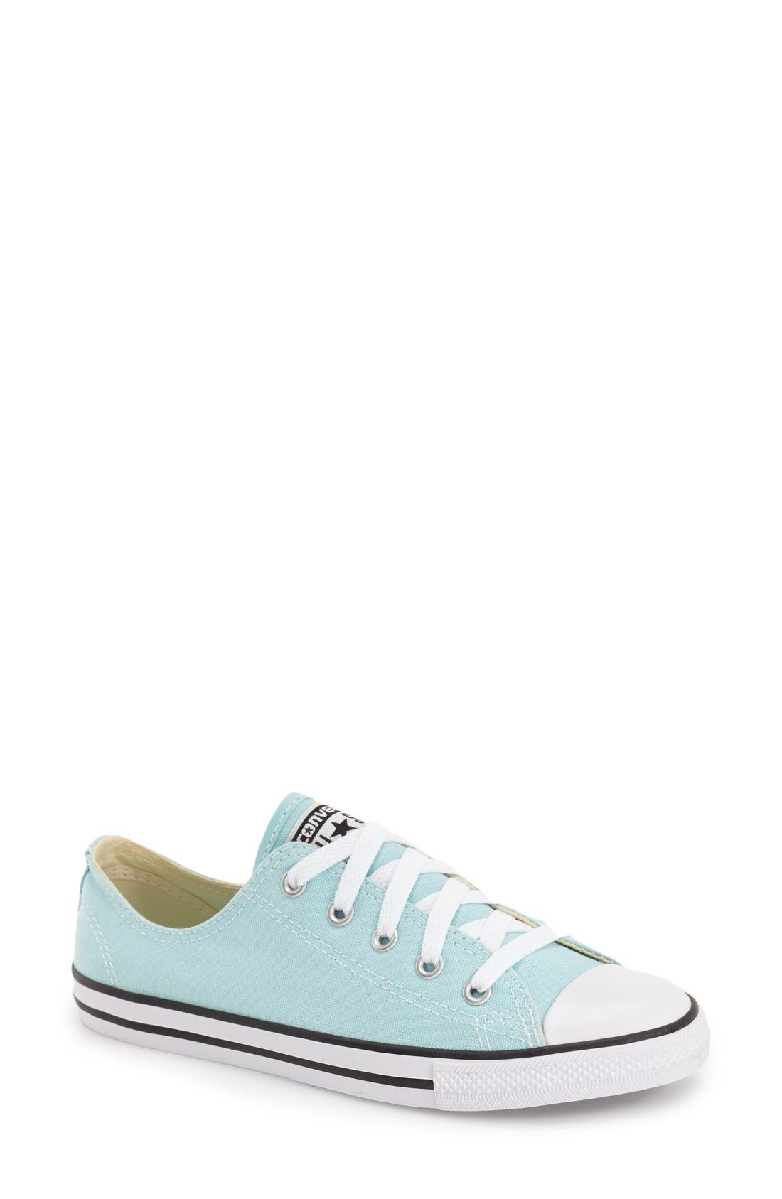 Alternate Image 1 Selected - Converse 'Seasonal Dainty' Chuck Taylor® All Star® Low Top Sneaker (Women)