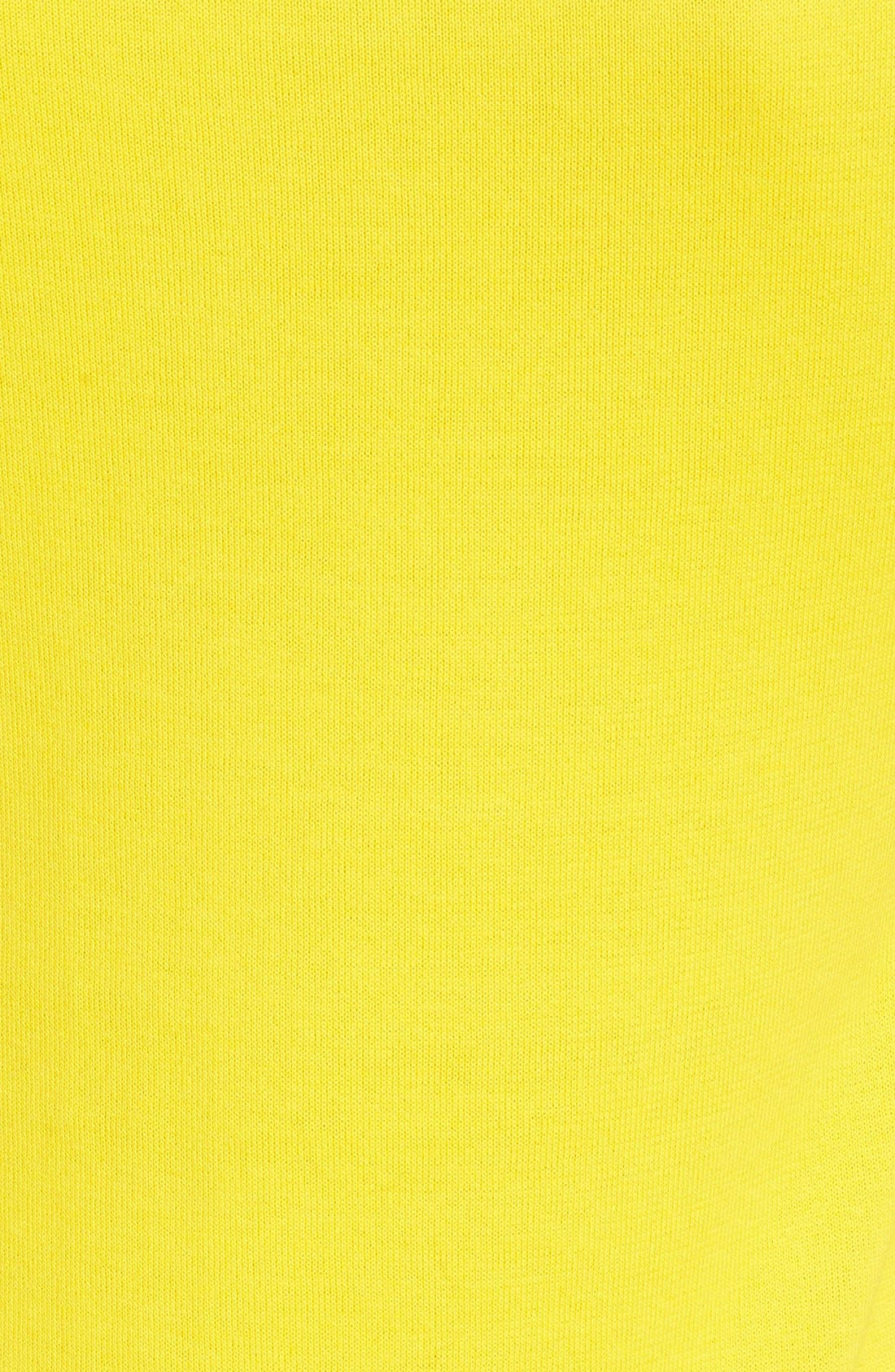 Alternate Image 3  - Moschino 'The Powerpuff Girls® - Buttercup' Intarsia Knit Dress