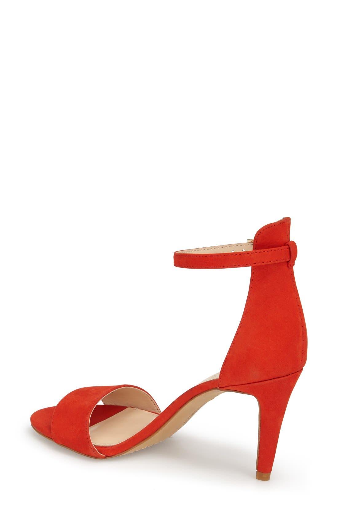 Alternate Image 2  - Vince Camuto 'Court' Ankle Strap Sandal (Women)