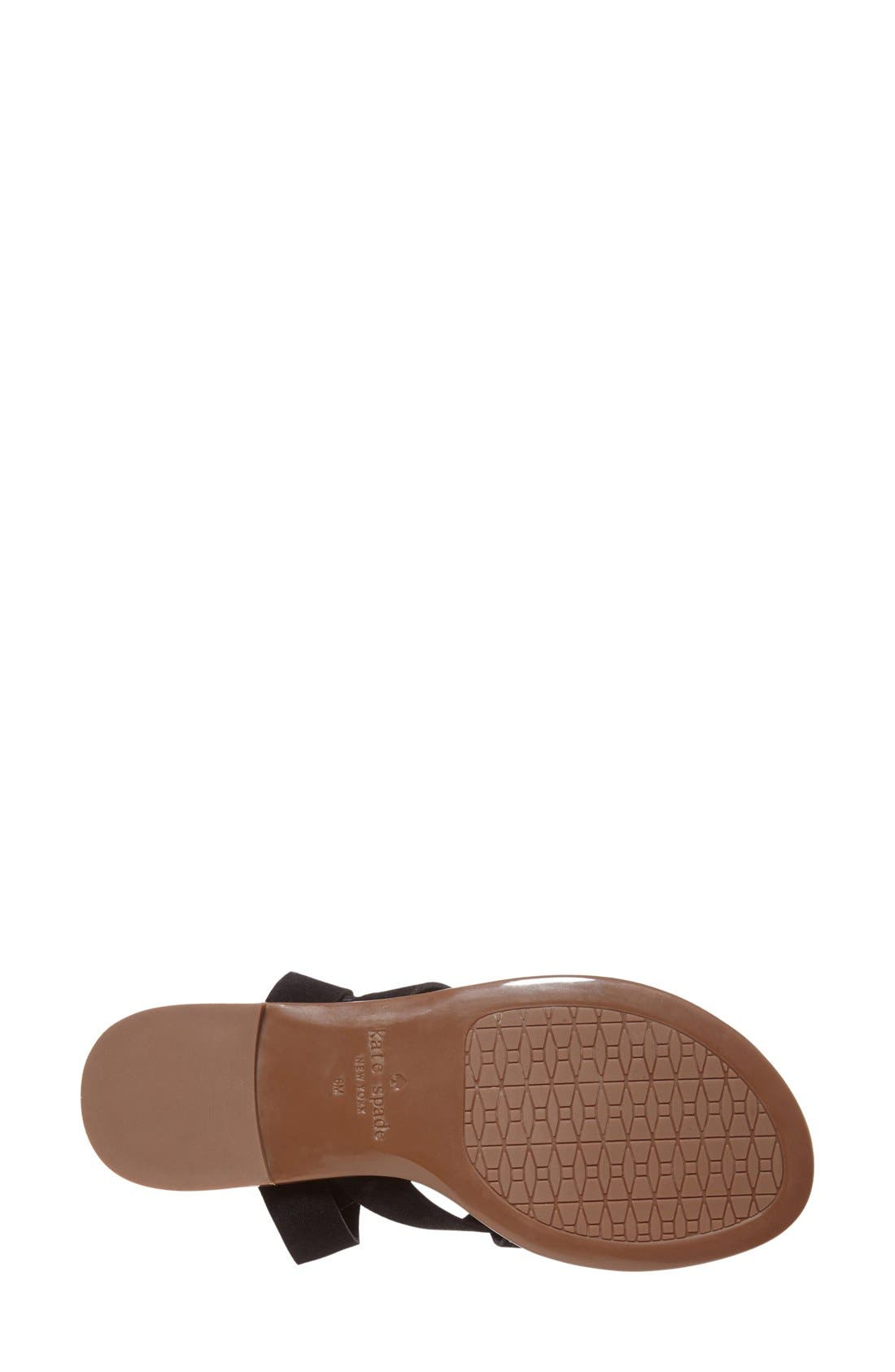 Alternate Image 4  - kate spade new york 'suno' sandal (Women)