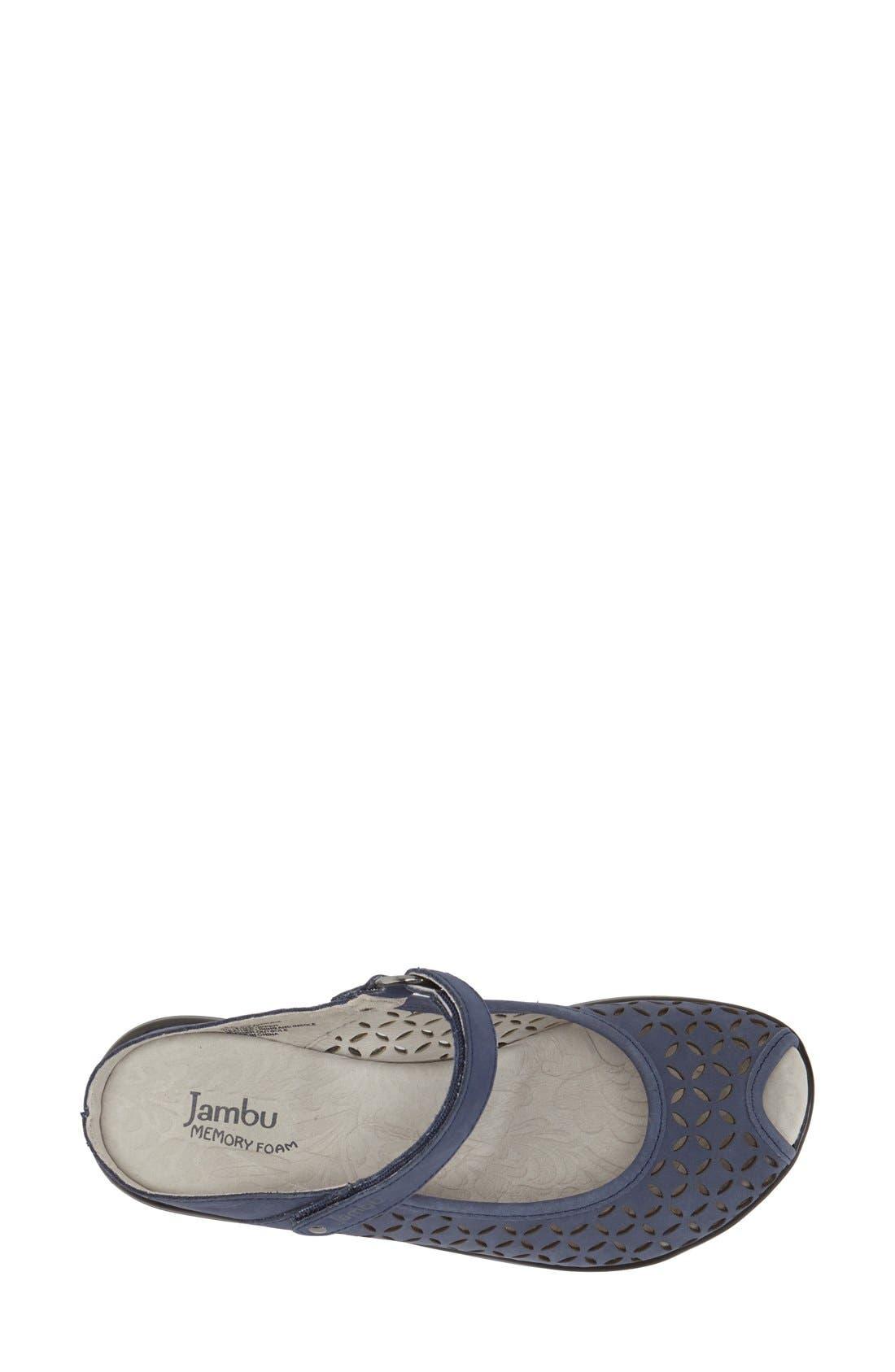 Alternate Image 3  - Jambu 'Journey Too' Peep Toe Sandal