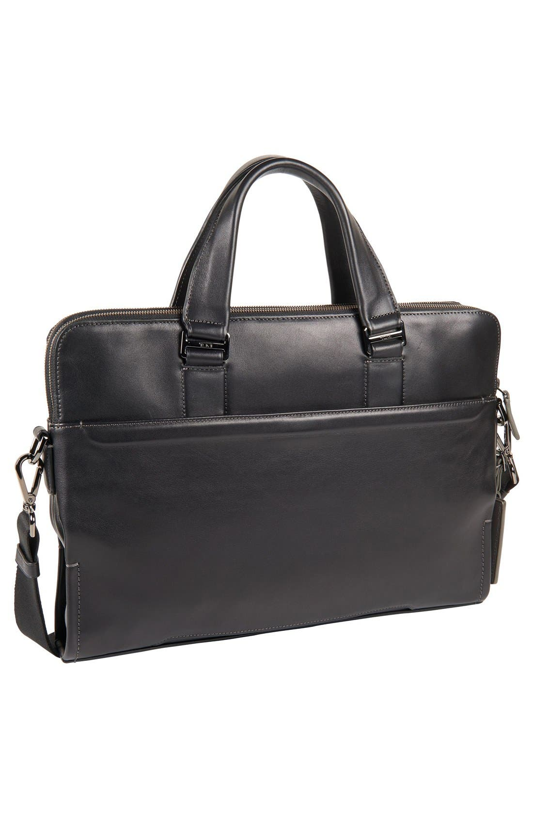 Alternate Image 3  - Tumi 'Harrison - Seneca Slim' Leather Briefcase