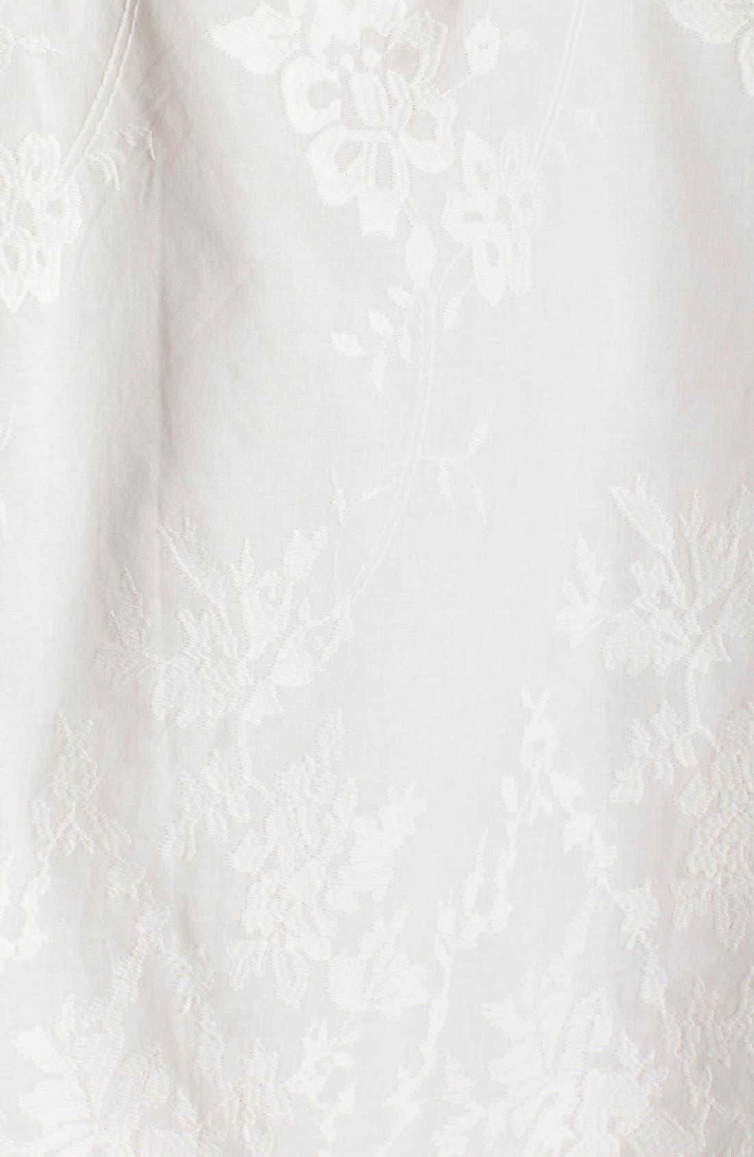 Alternate Image 5  - BB Dakota 'Manda' Off the Shoulder Cotton Shift Dress