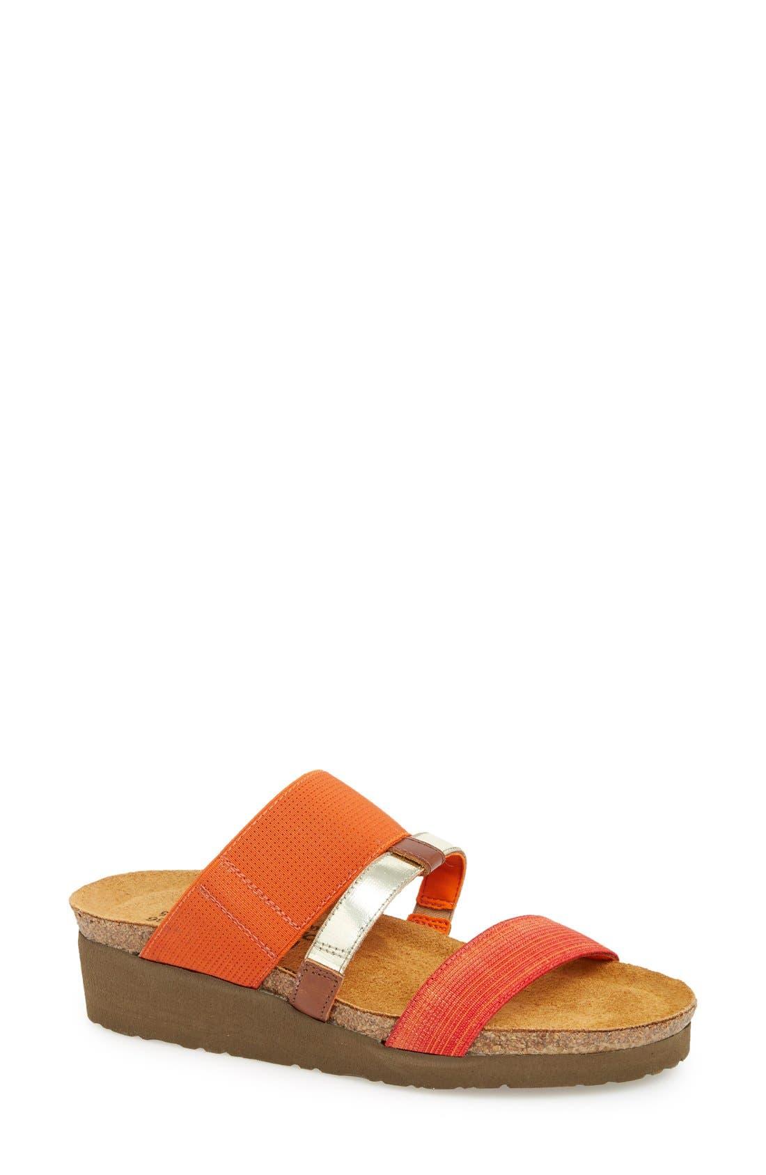 Naot 'Brenda' Slip-On Sandal (Women)