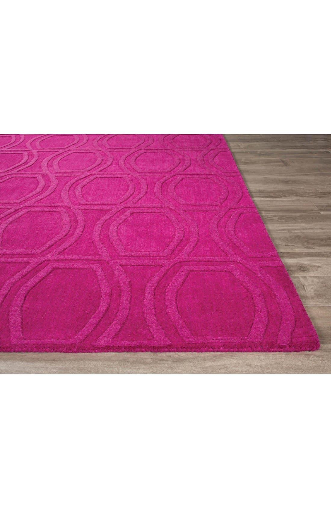 Alternate Image 2  - kate spade new york 'astor' wool rug