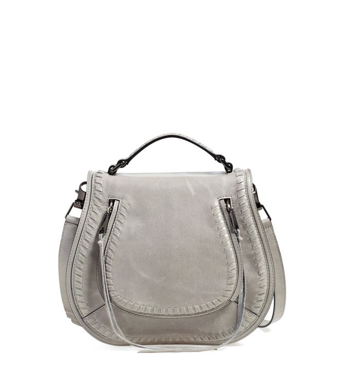 Main Image Rebecca Minkoff Vanity Saddle Bag