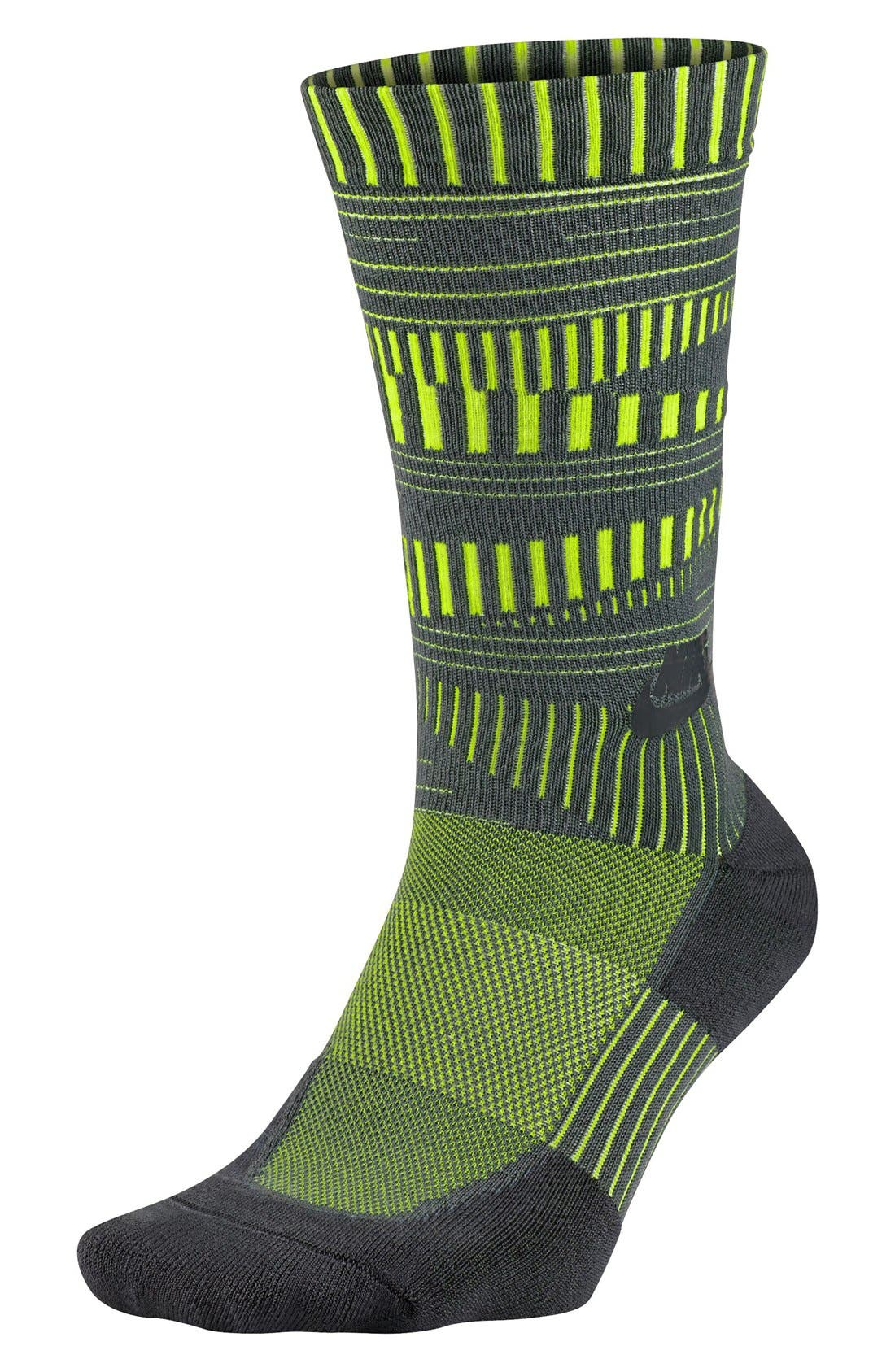 Alternate Image 1 Selected - Nike Crew Socks