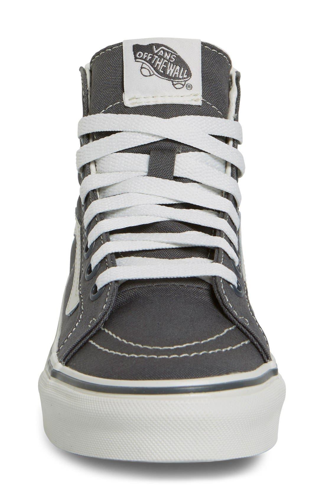 Alternate Image 3  - Vans Sk-8 Hi Slim Sneaker (Women)