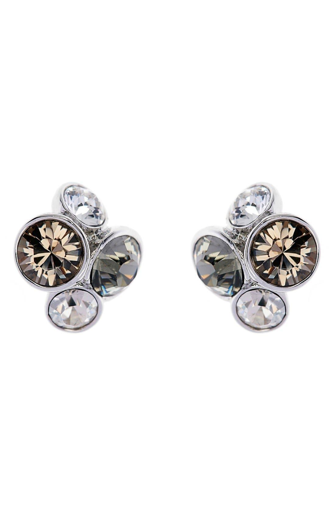Alternate Image 1 Selected - Ted Baker London Lynda Jewel Cluster Stud Earrings