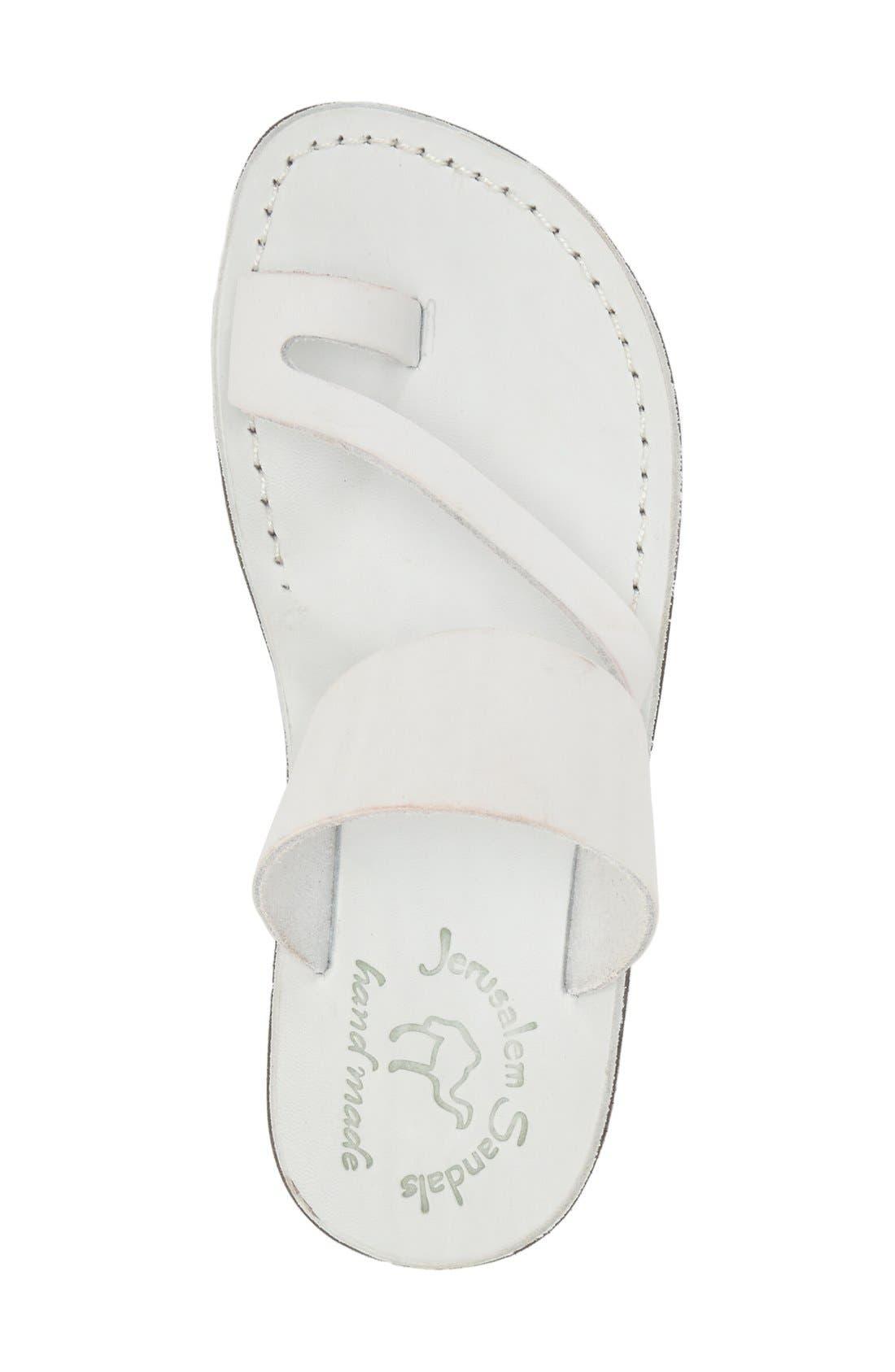 Alternate Image 7  - Jerusalem Sandals 'Zohar' Leather Sandal (Women)