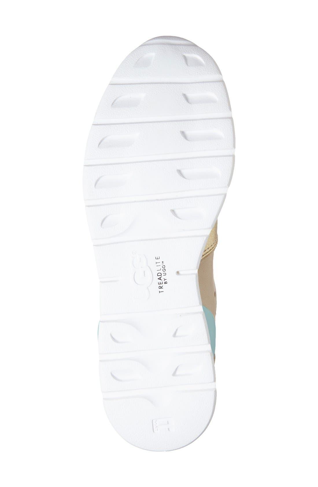Alternate Image 4  - UGG® Deaven Sneaker (Women)