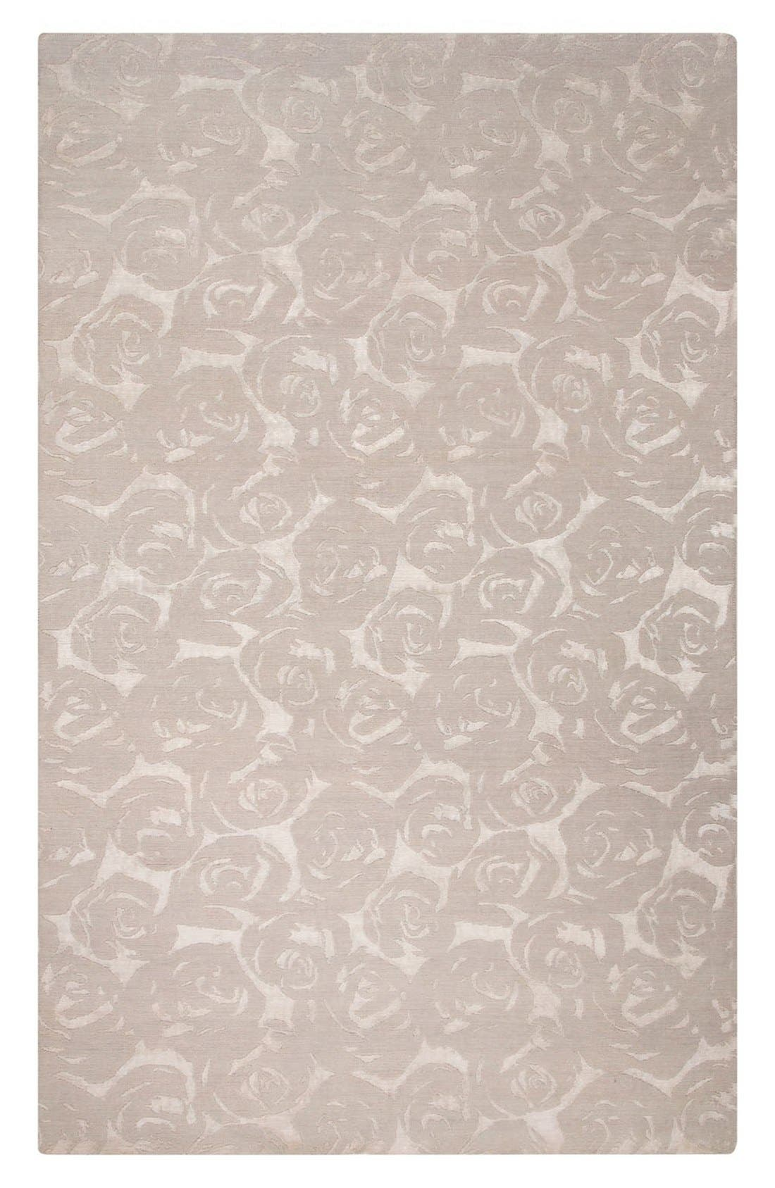 Alternate Image 1 Selected - kate spade new york 'noho' premium wool blend rug