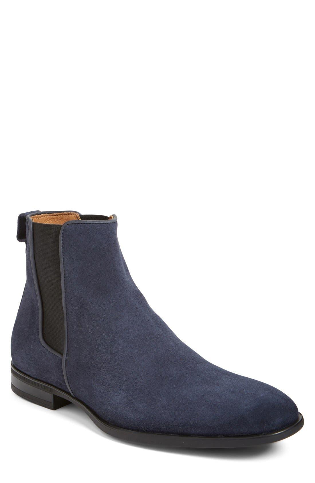 Main Image - Aquatalia'Adrian' Weatherproof Chelsea Boot (Men)