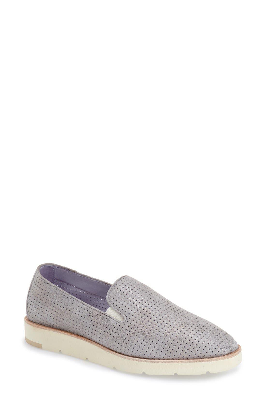Alternate Image 1 Selected - Johnston & Murphy 'Paulette' Slip-On Sneaker (Women)