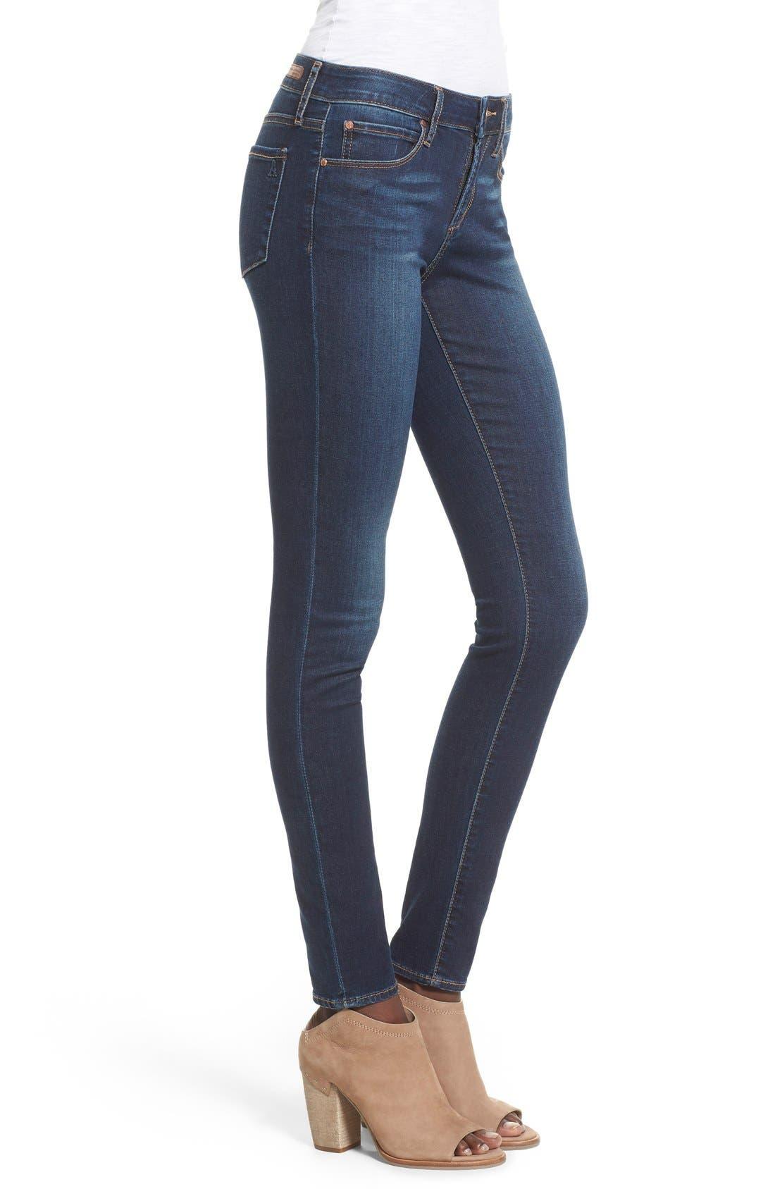 Alternate Image 3  - Articles of Society 'Mya' Skinny Jeans (Tahoe)