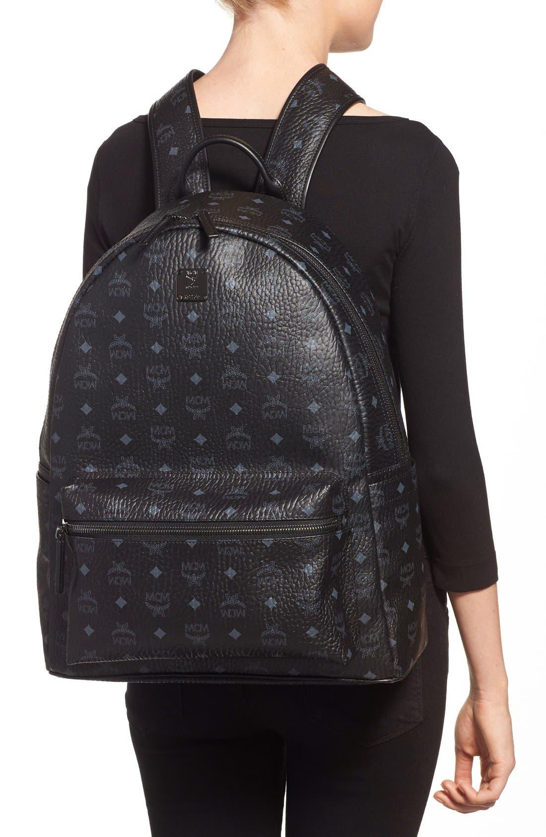 Alternate Image 2  - MCM 'Large Stark' Backpack