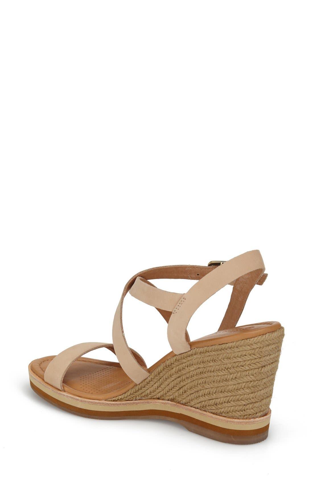 Alternate Image 2  - Corso Como 'Gladis' Espadrille Wedge Sandal (Women)