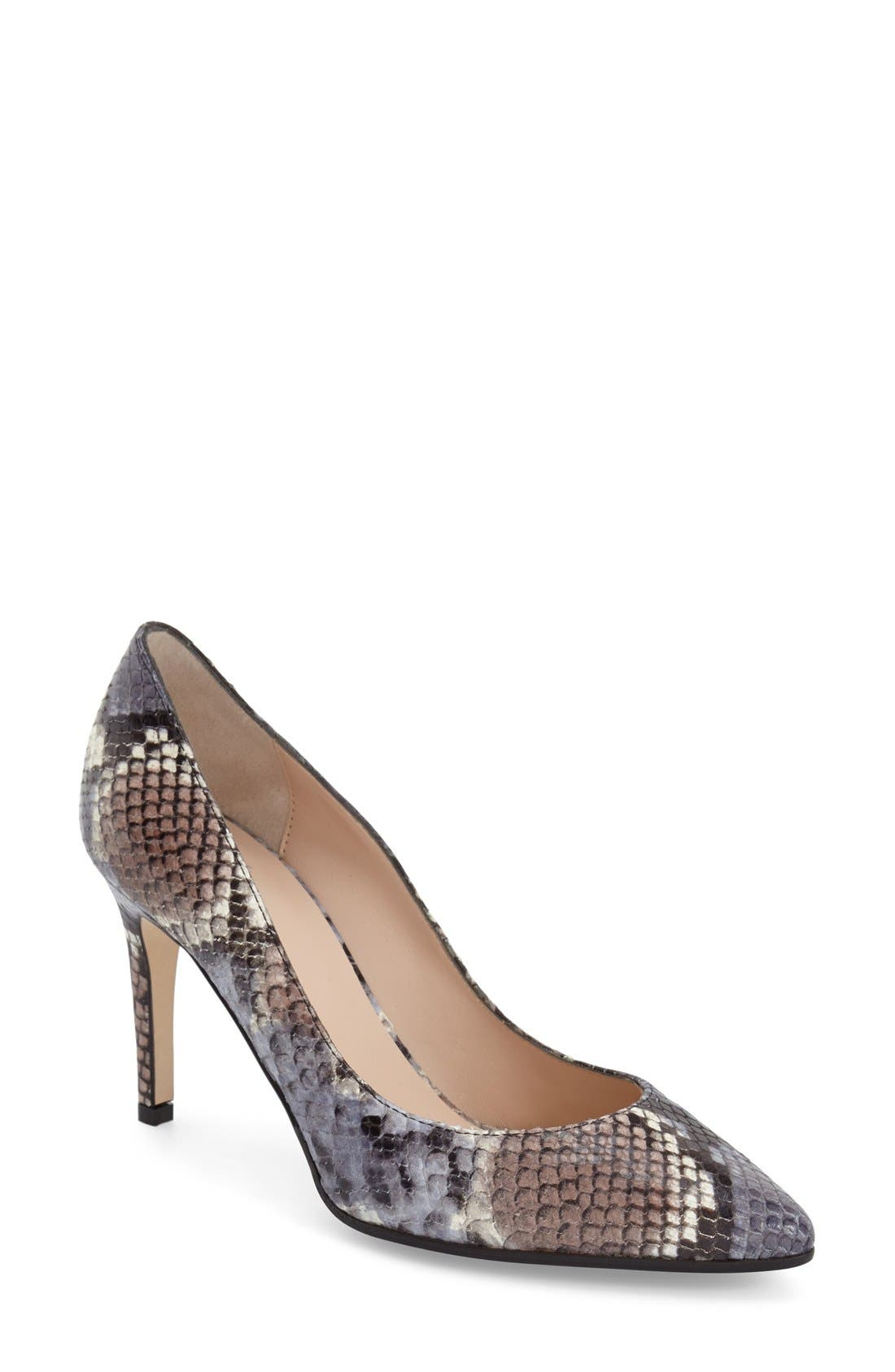 Alternate Image 1 Selected - Aquatalia 'Harlee' Weatherproof Pointy Toe Pump (Women)