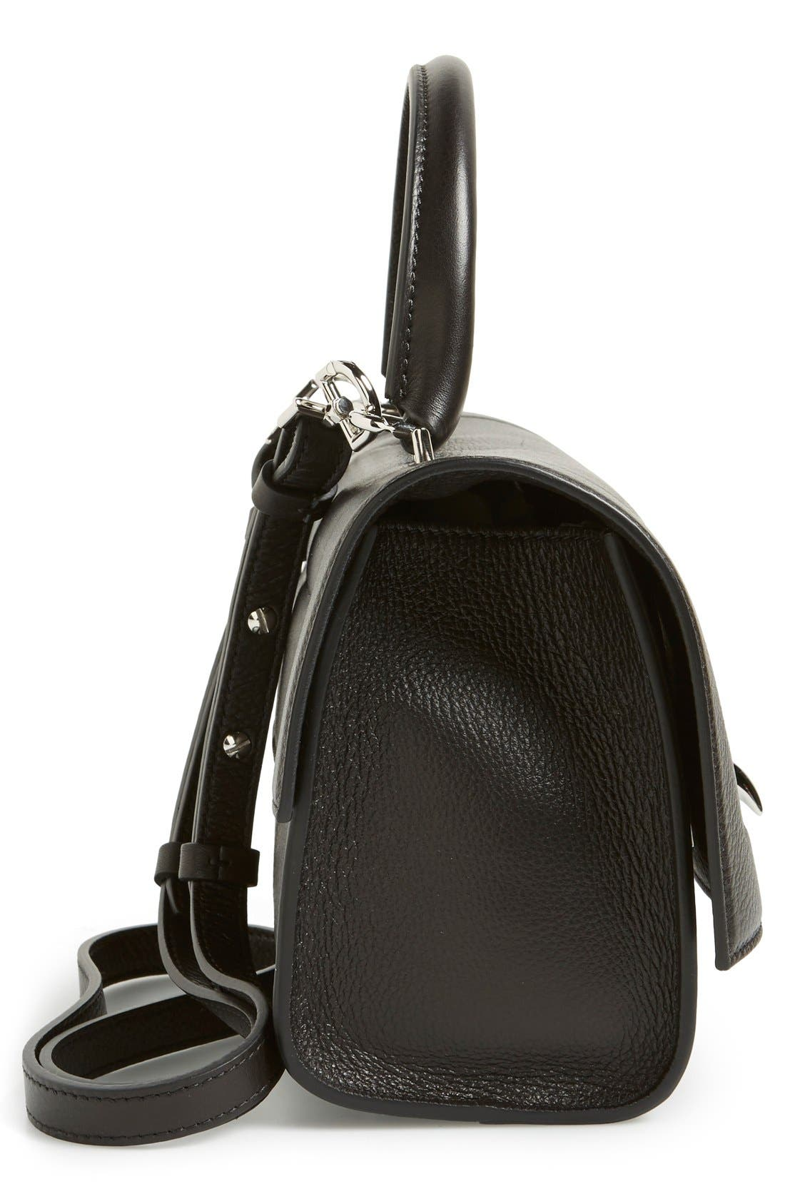 Alternate Image 5  - Givenchy 'Mini Shark Tooth' Leather Satchel