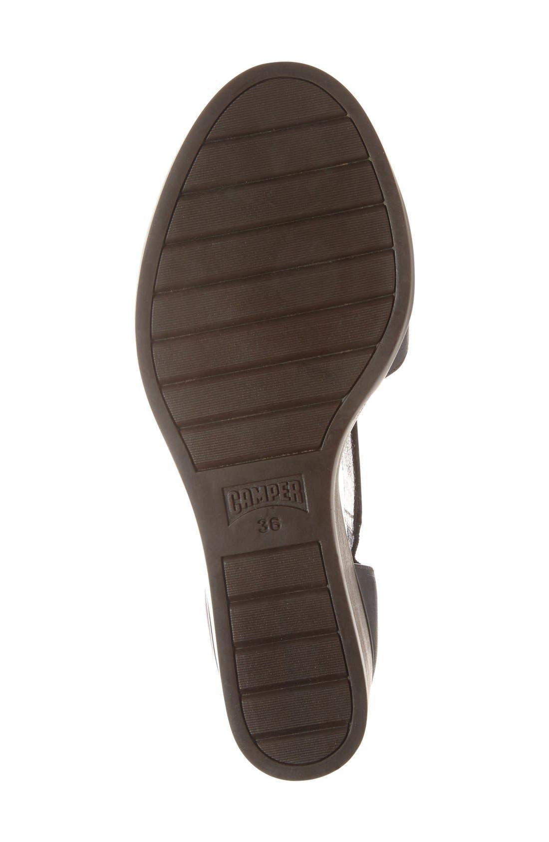 Alternate Image 4  - Camper 'Limi' Wedge Sandal (Women)