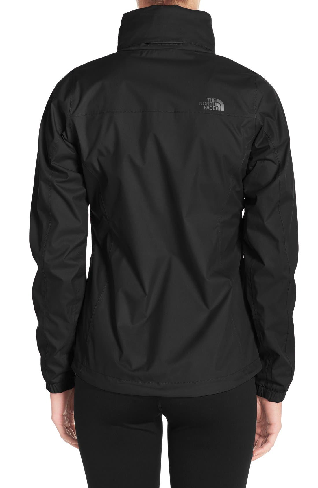 Alternate Image 2  - The North Face 'Resolve Plus' Waterproof Jacket