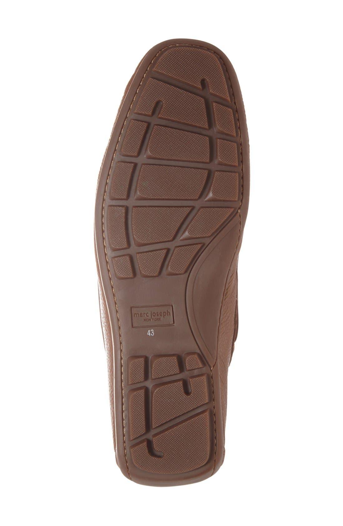 'Soho' Boot,                             Alternate thumbnail 4, color,                             Cognac Leather