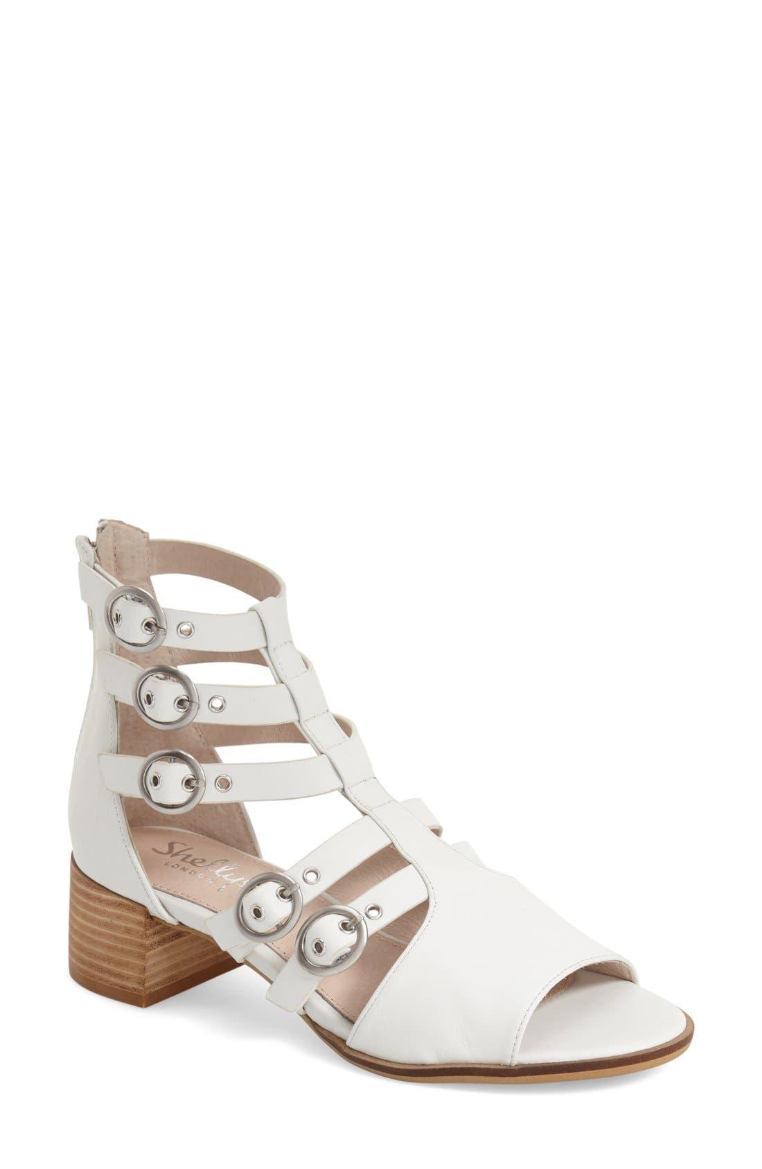 Alternate Image 1 Selected - Shellys London 'Bea' Buckle Sandal (Women)