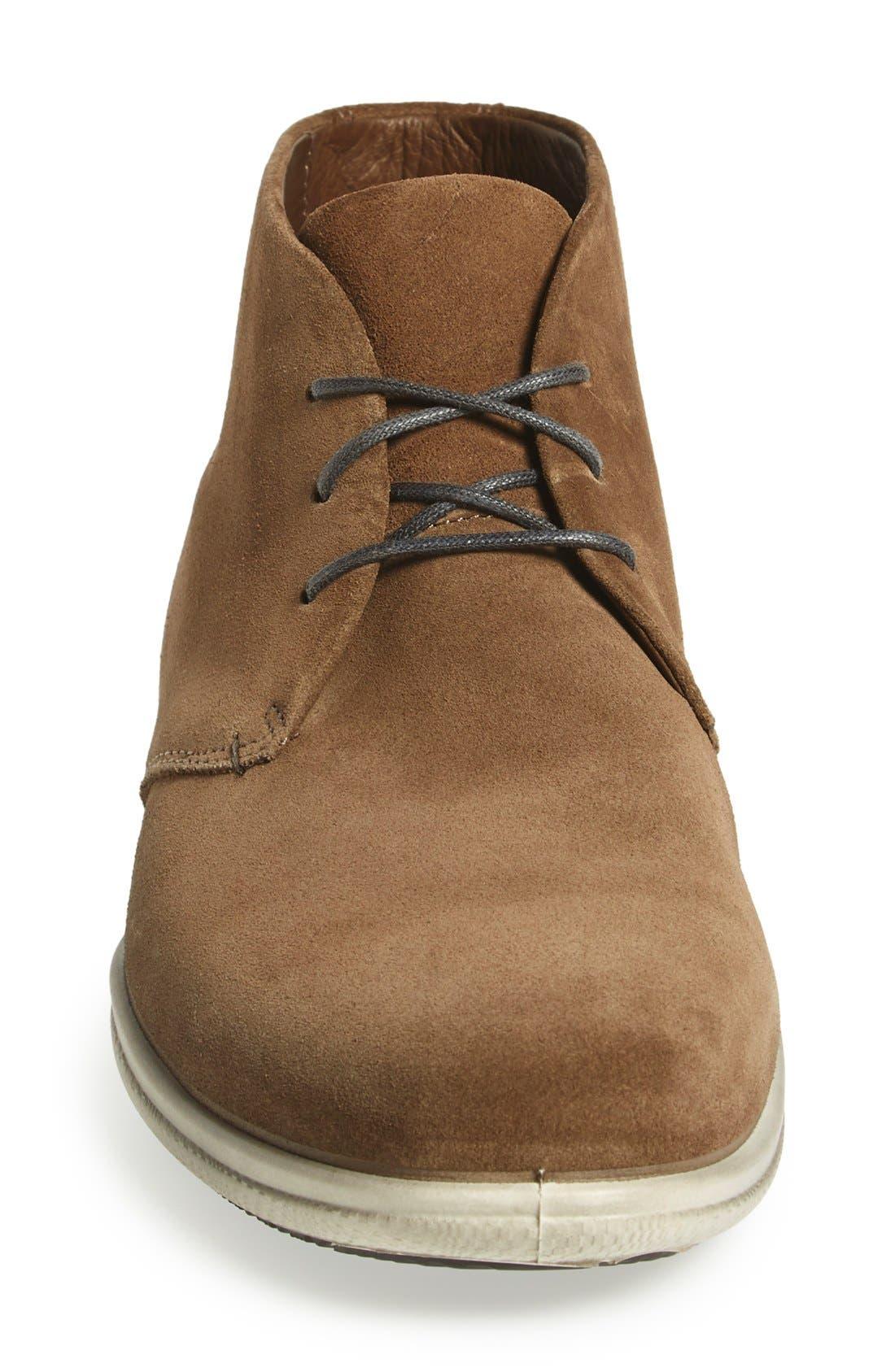 'Grenoble' Chukka Boot,                             Alternate thumbnail 3, color,                             Birch Leather