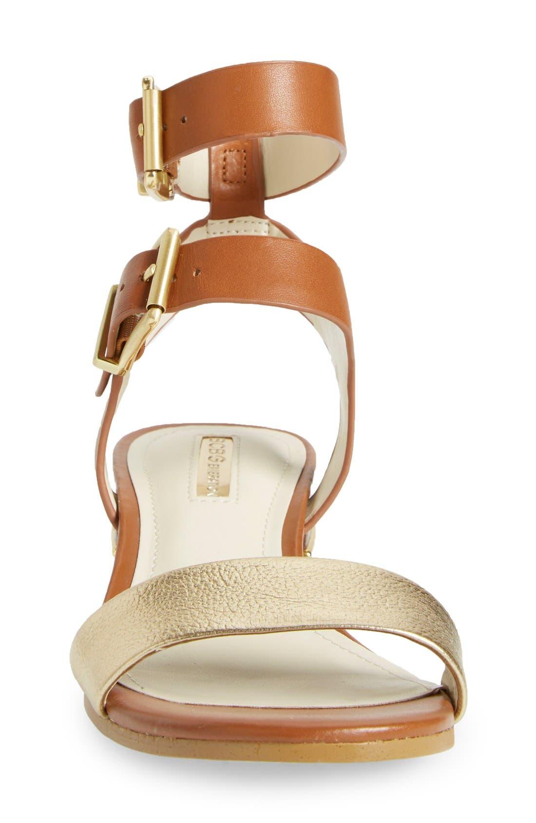 Alternate Image 3  - BCBGeneration 'Roger' Block Heel Sandal (Women)