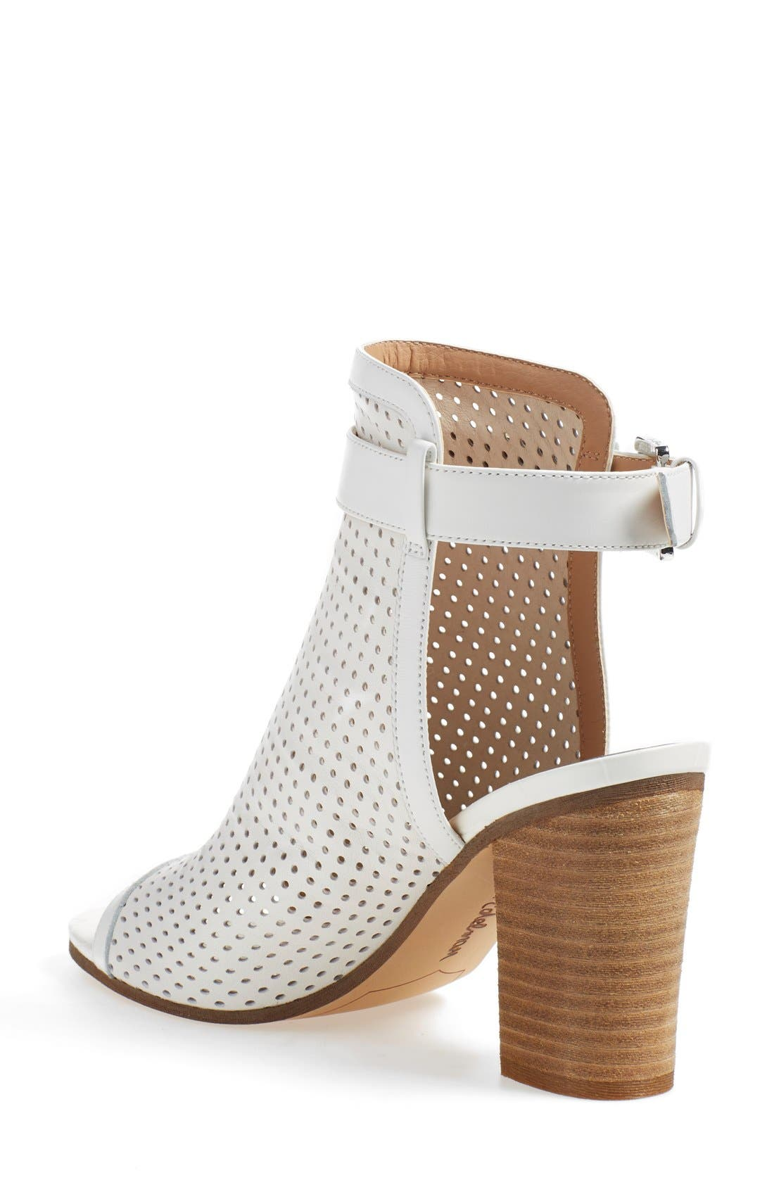 Alternate Image 2  - Sam Edelman 'Emmie' Open Toe Boot (Women)