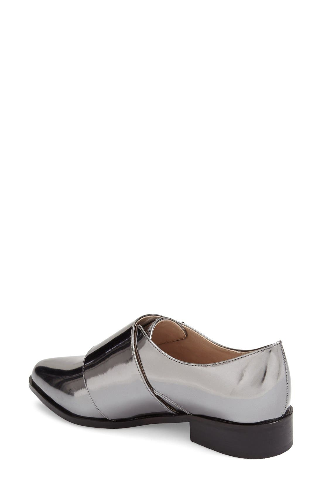 Alternate Image 2  - French Connection 'Lorinda' Monk Strap Loafer (Women)
