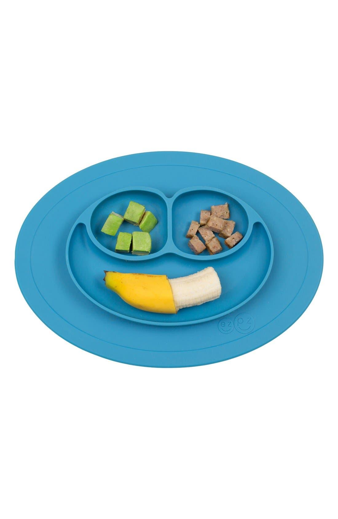 Alternate Image 3  - ezpz 'Mini Mat' Silicone Feeding Mat