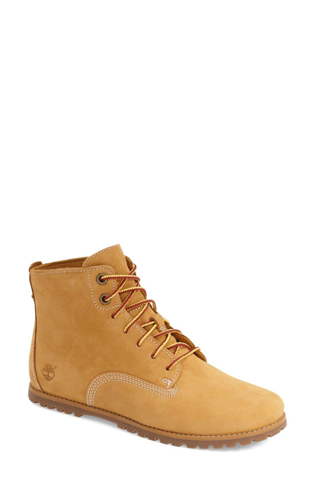 timberland joslin chukka boots (womens)