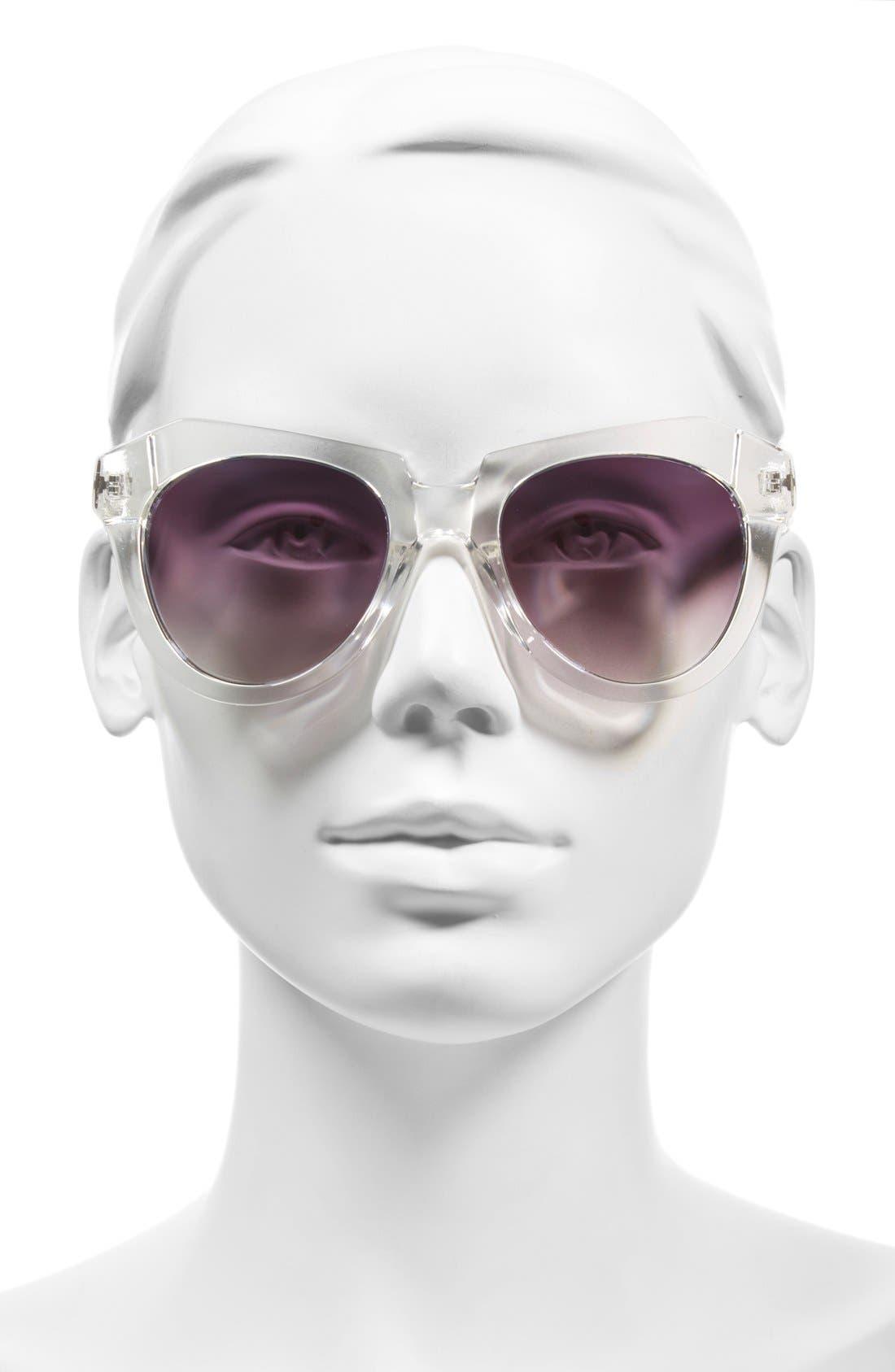 Alternate Image 2  - BP. 51mm Geo Sunglasses
