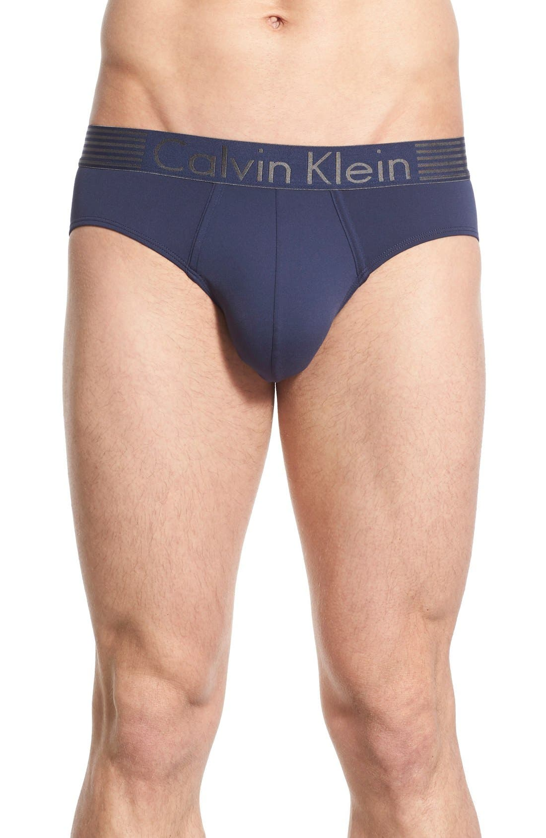 Alternate Image 1 Selected - Calvin Klein Iron Strength Briefs