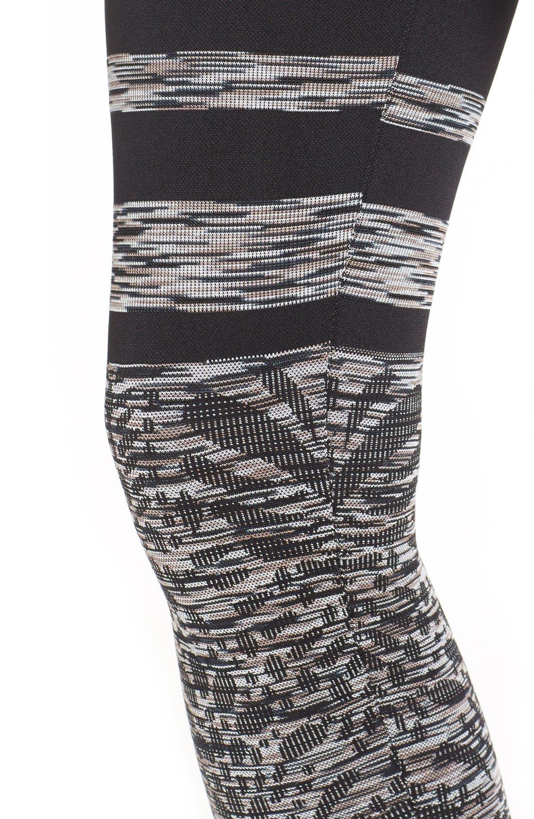 Alternate Image 4  - Climawear 'Sitting Pretty' High Rise Leggings