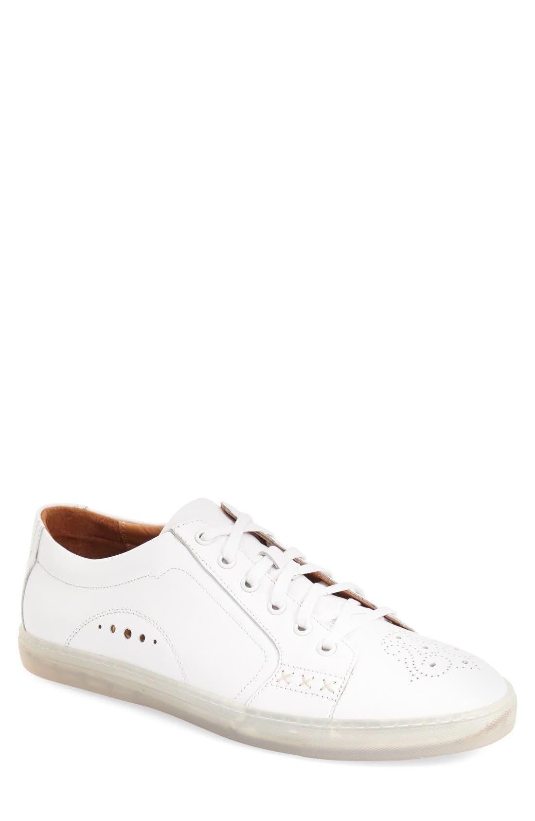 Alternate Image 1 Selected - Zanzara 'Drum' Lace-Up Sneaker (Men)
