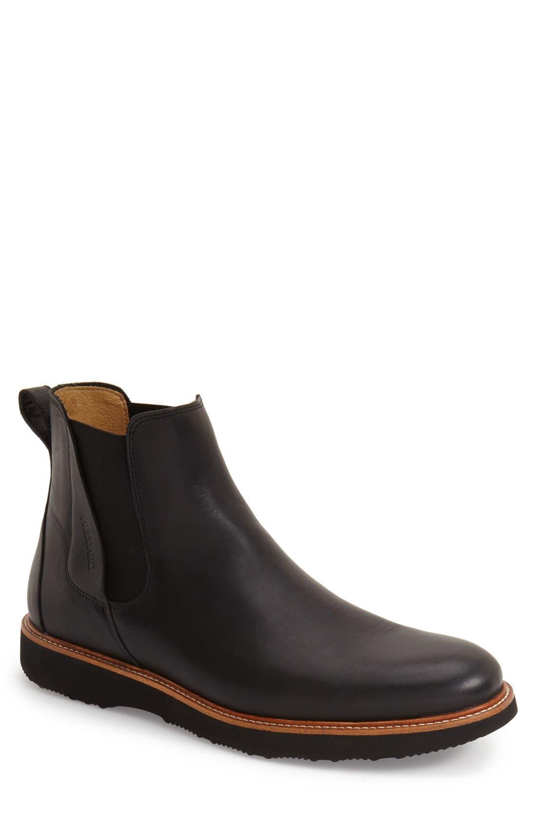 24 Seven Chelsea Boot,                         Main,                         color, Black