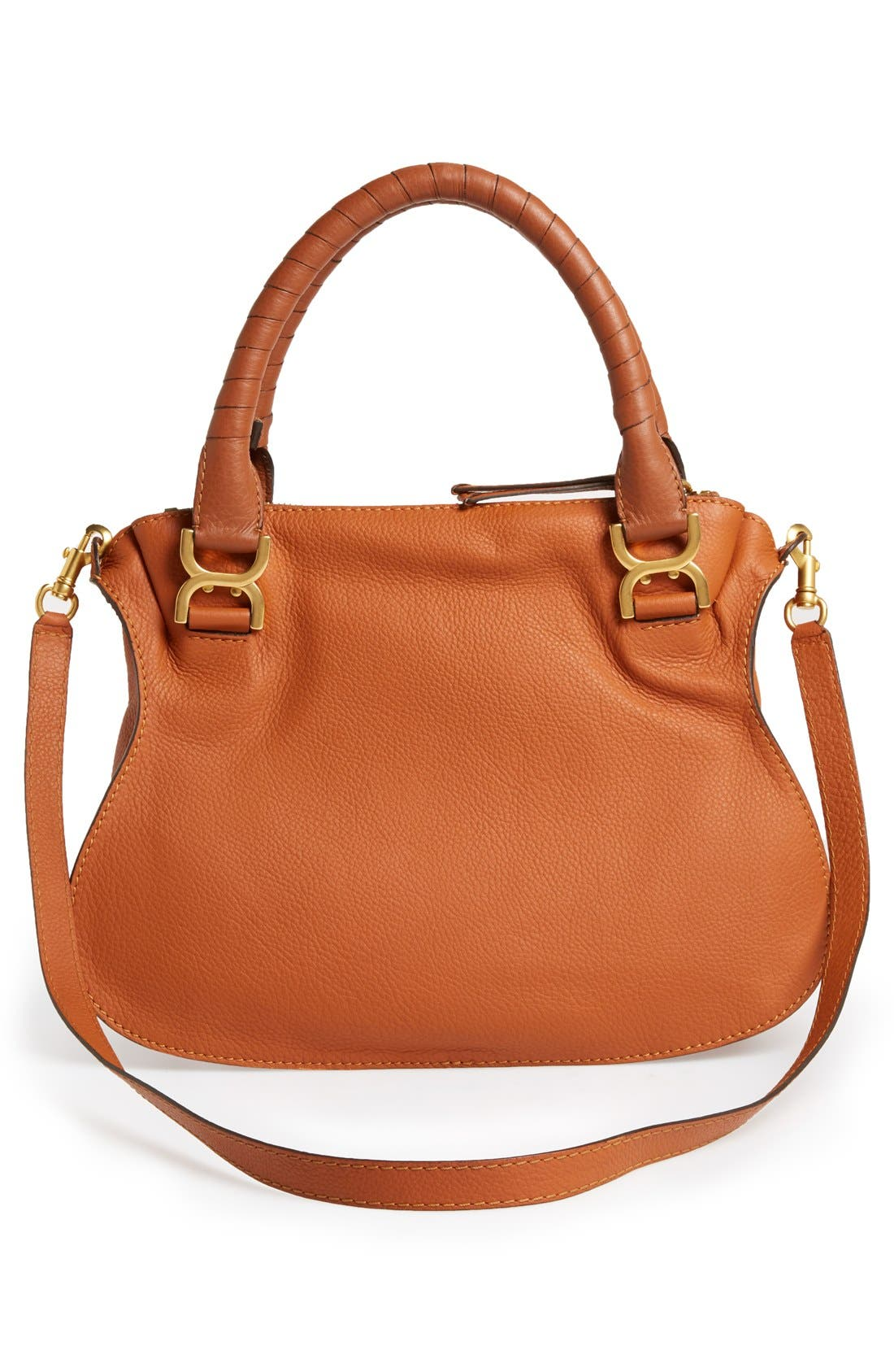 Alternate Image 6  - Chloé 'Medium Marcie' Leather Satchel
