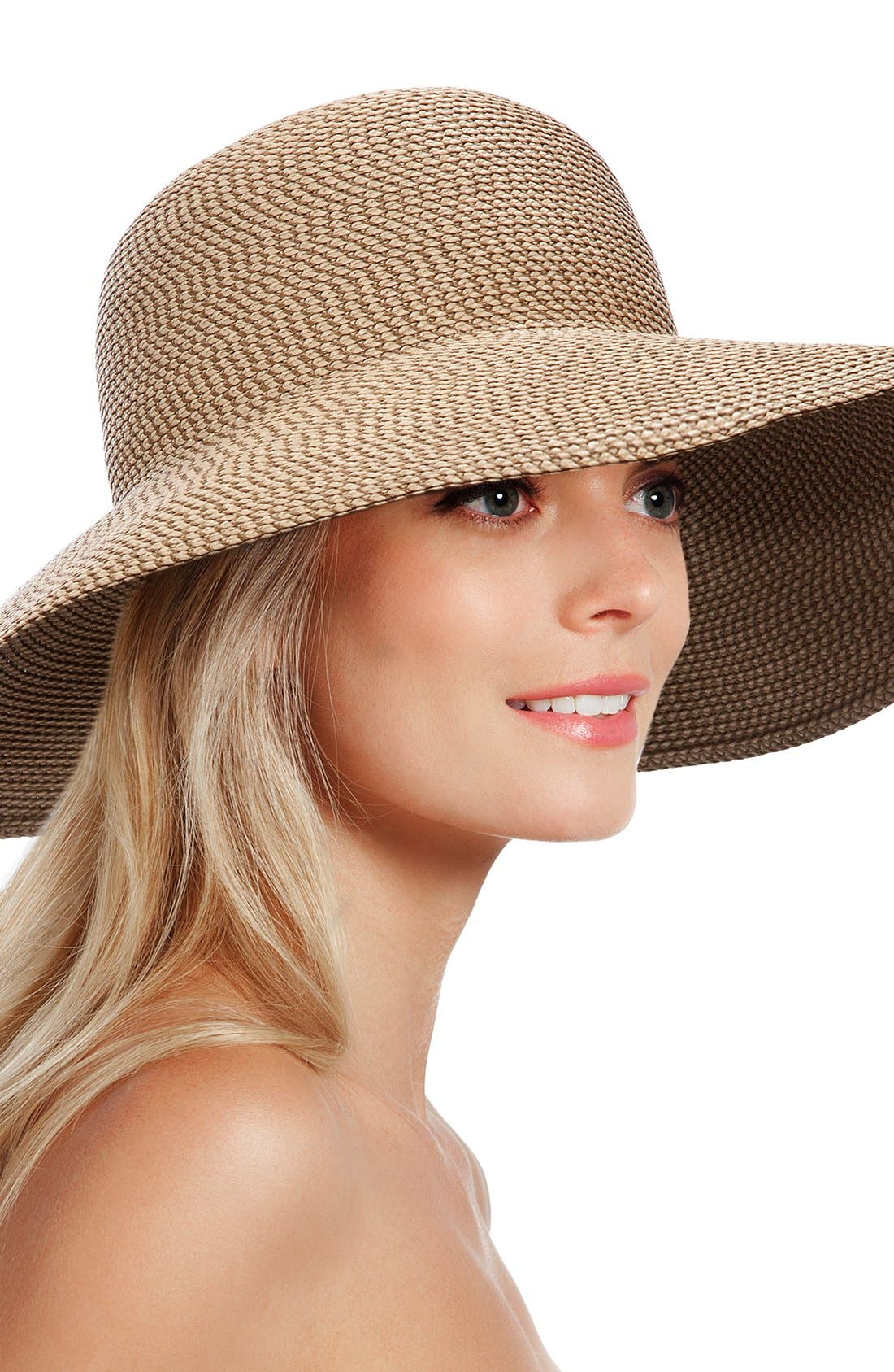 Alternate Image 2  - Eric Javits 'Hampton' Straw Sun Hat
