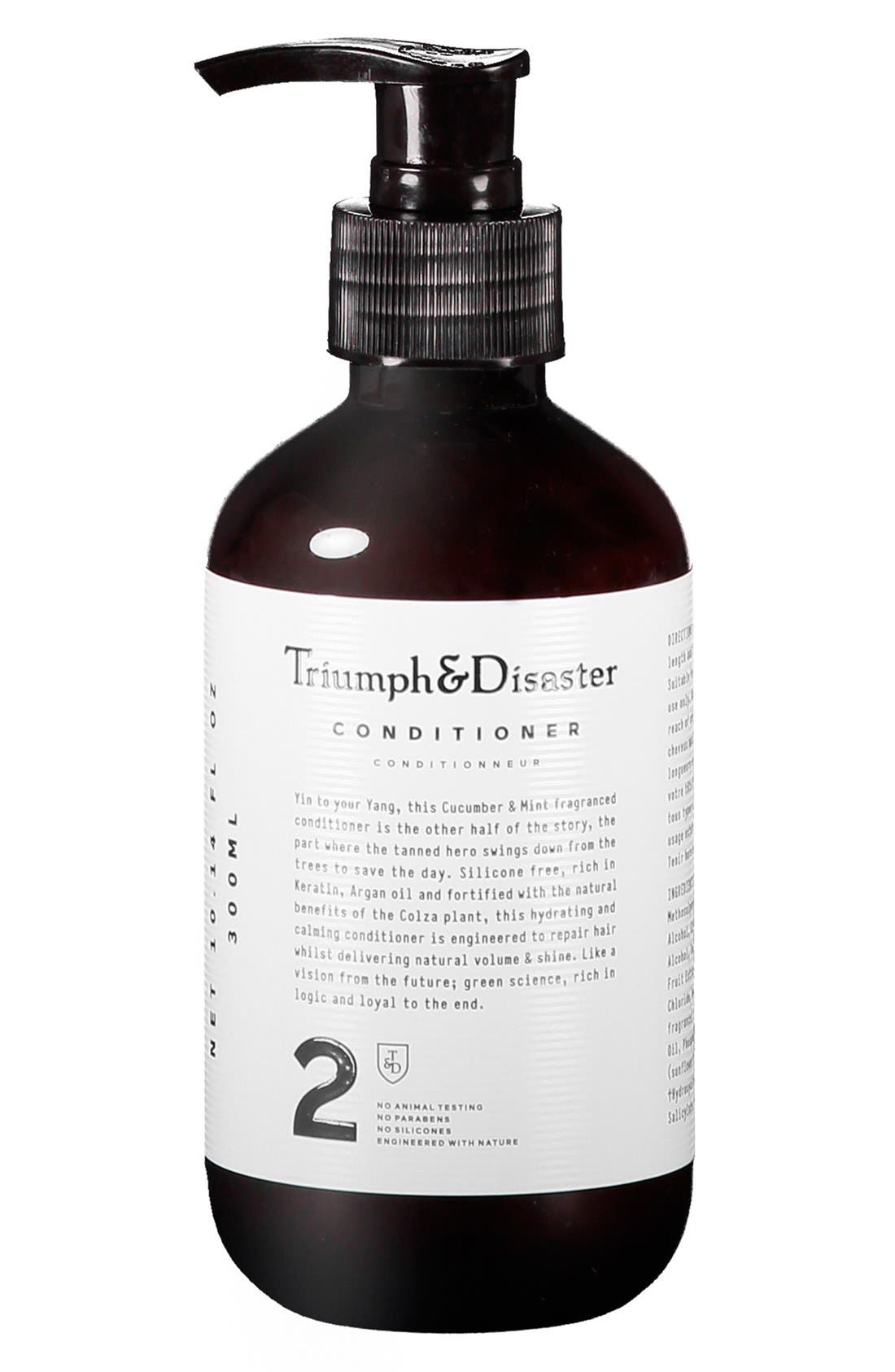 Triumph & Disaster Conditioner