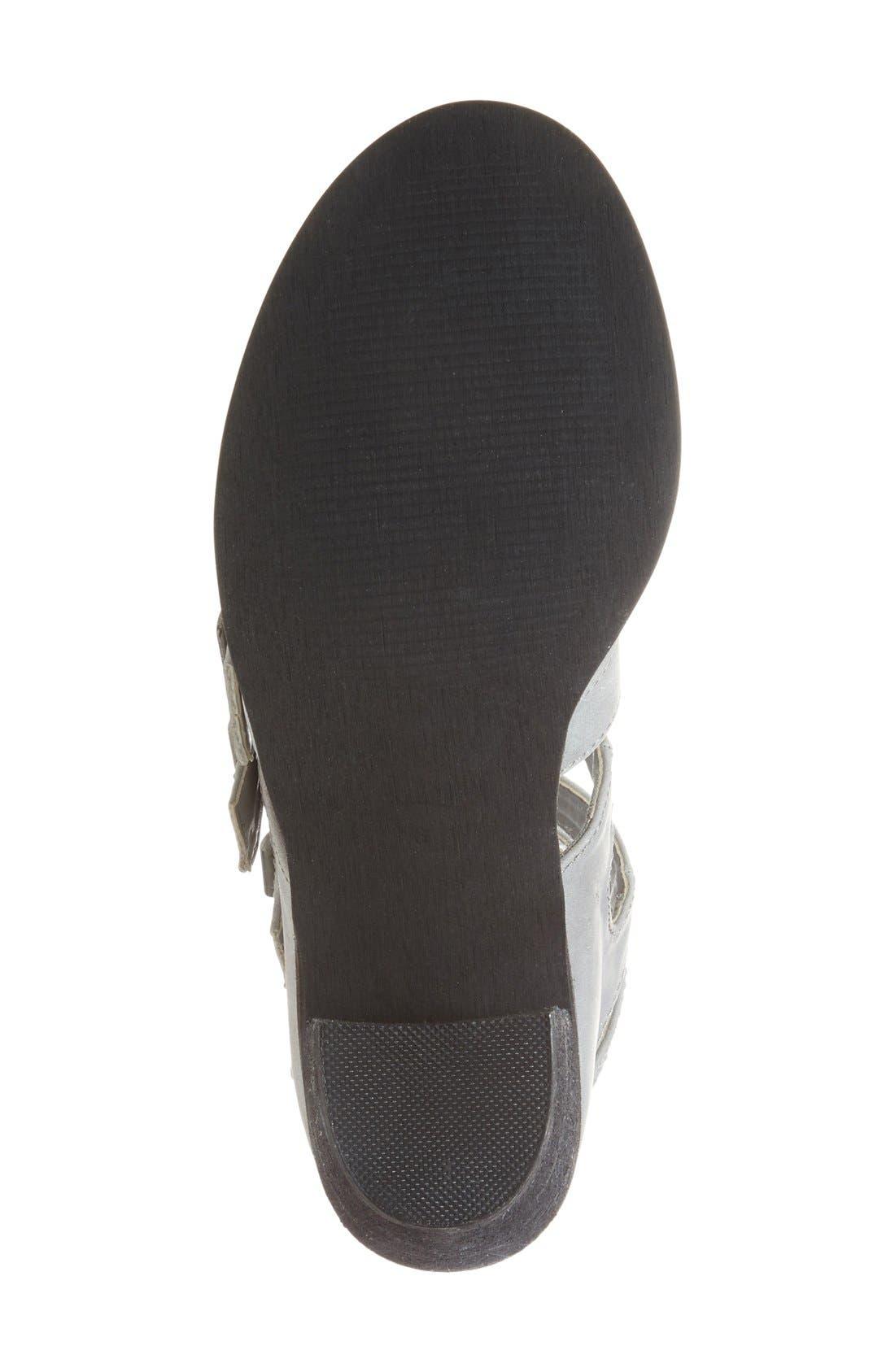 Alternate Image 4  - Rebels 'Yandy' Strappy Block Heel Sandal (Women)