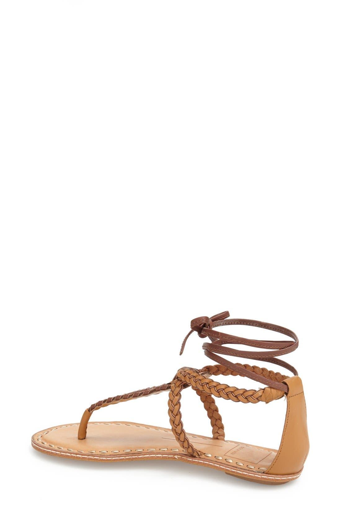 Alternate Image 2  - Dolce Vita 'Keoni' Flat Sandal (Women)