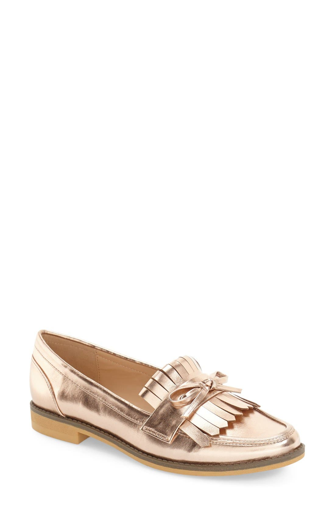 Alternate Image 1 Selected - Sole Society 'Huxley' Loafer (Women)