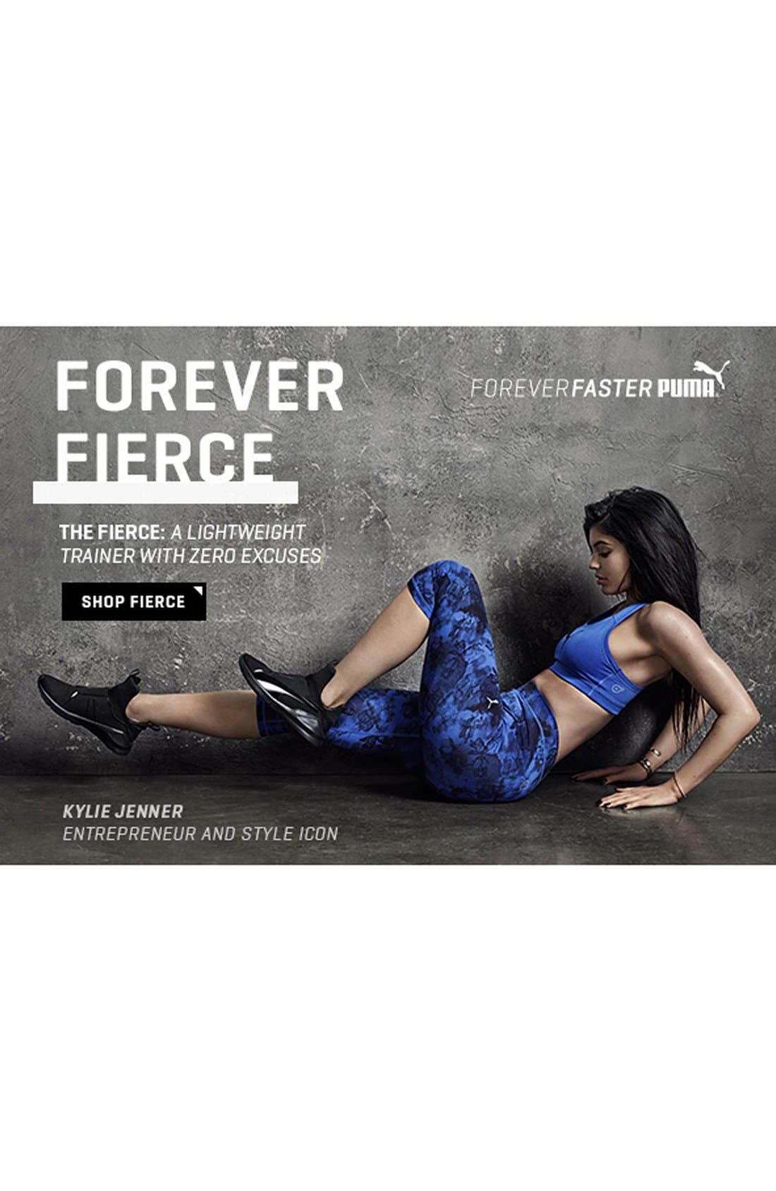 Alternate Image 9  - PUMA 'Fierce Core' High Top Sneaker (Women)