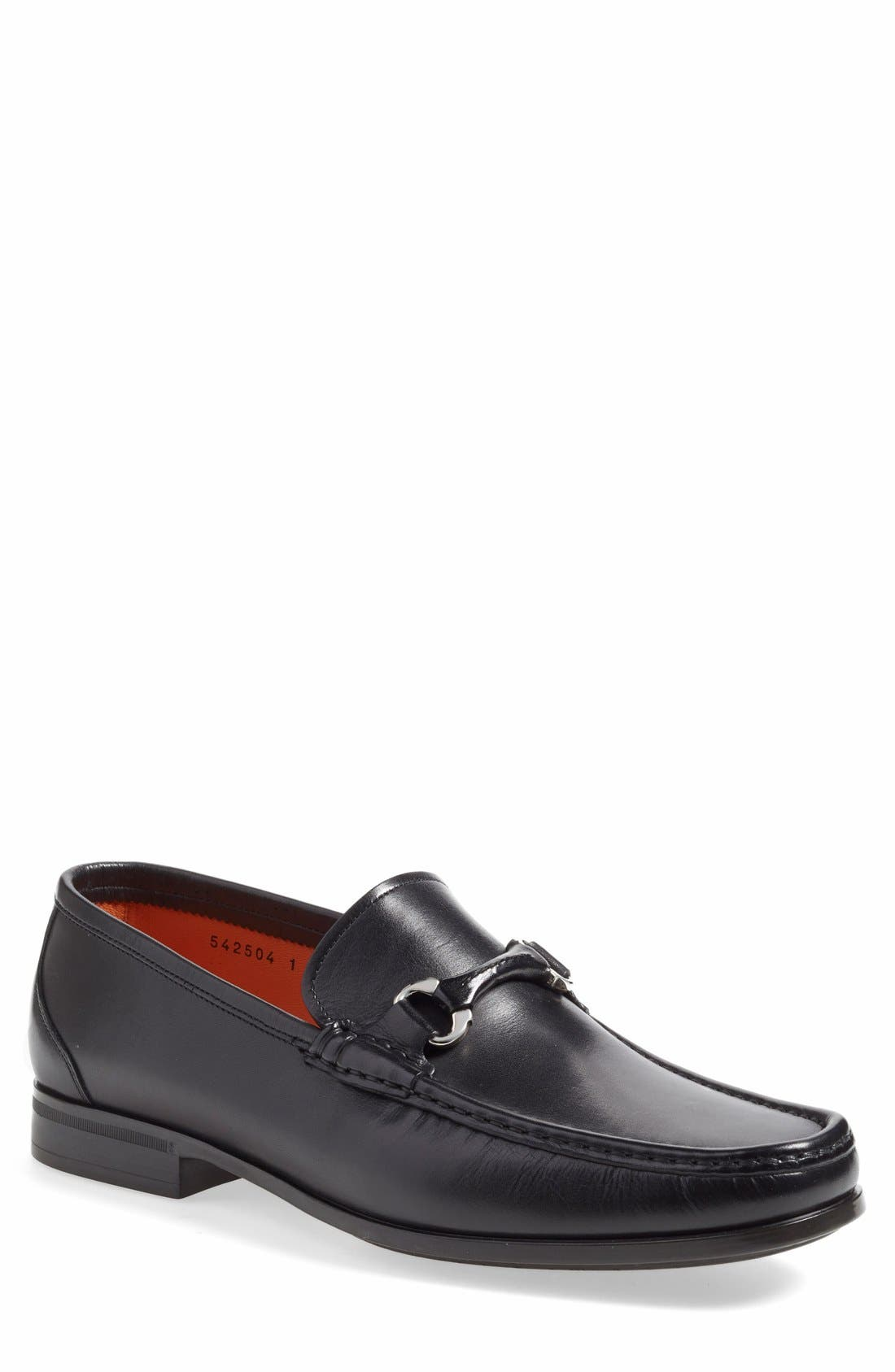 SANTONI Evan Bit Loafer