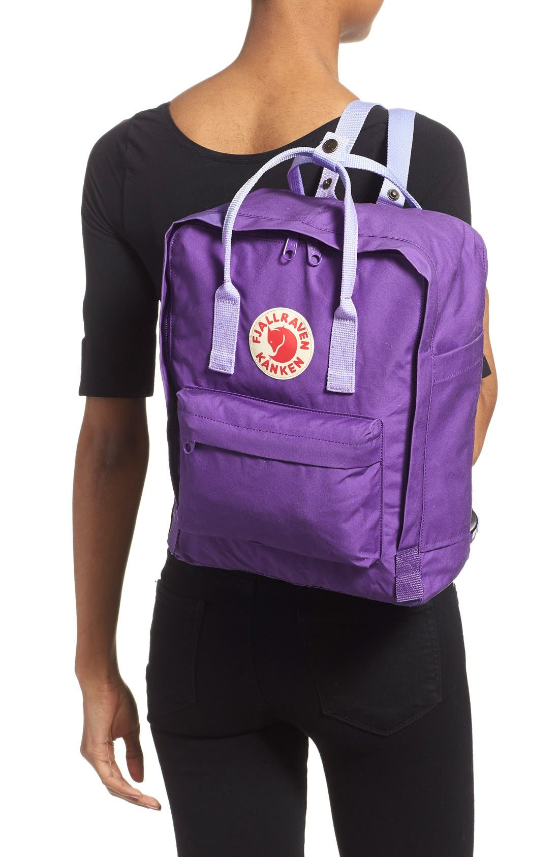 Alternate Image 2  - Fjällräven 'Kånken' Water Resistant Backpack