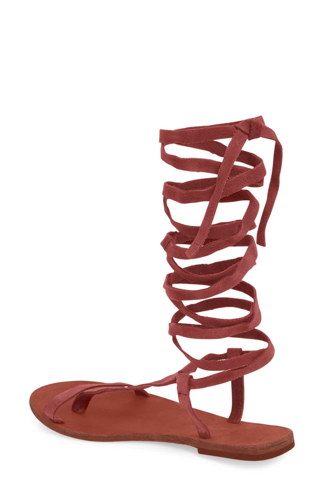 Alternate Image 2  - Free People 'Dahlia' Tall Gladiator Sandal (Women)