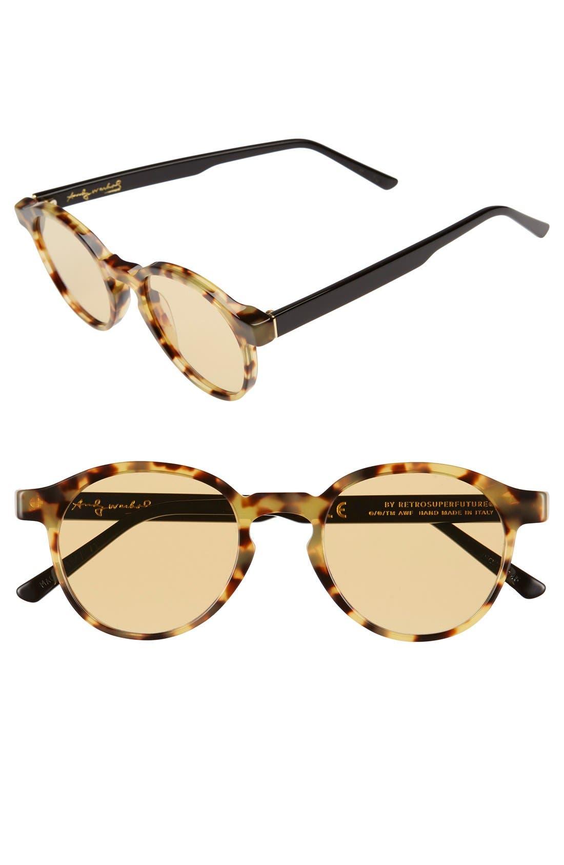 Main Image - SUPER by RETROSUPERFUTURE® 'Iconic' 49mm Sunglasses