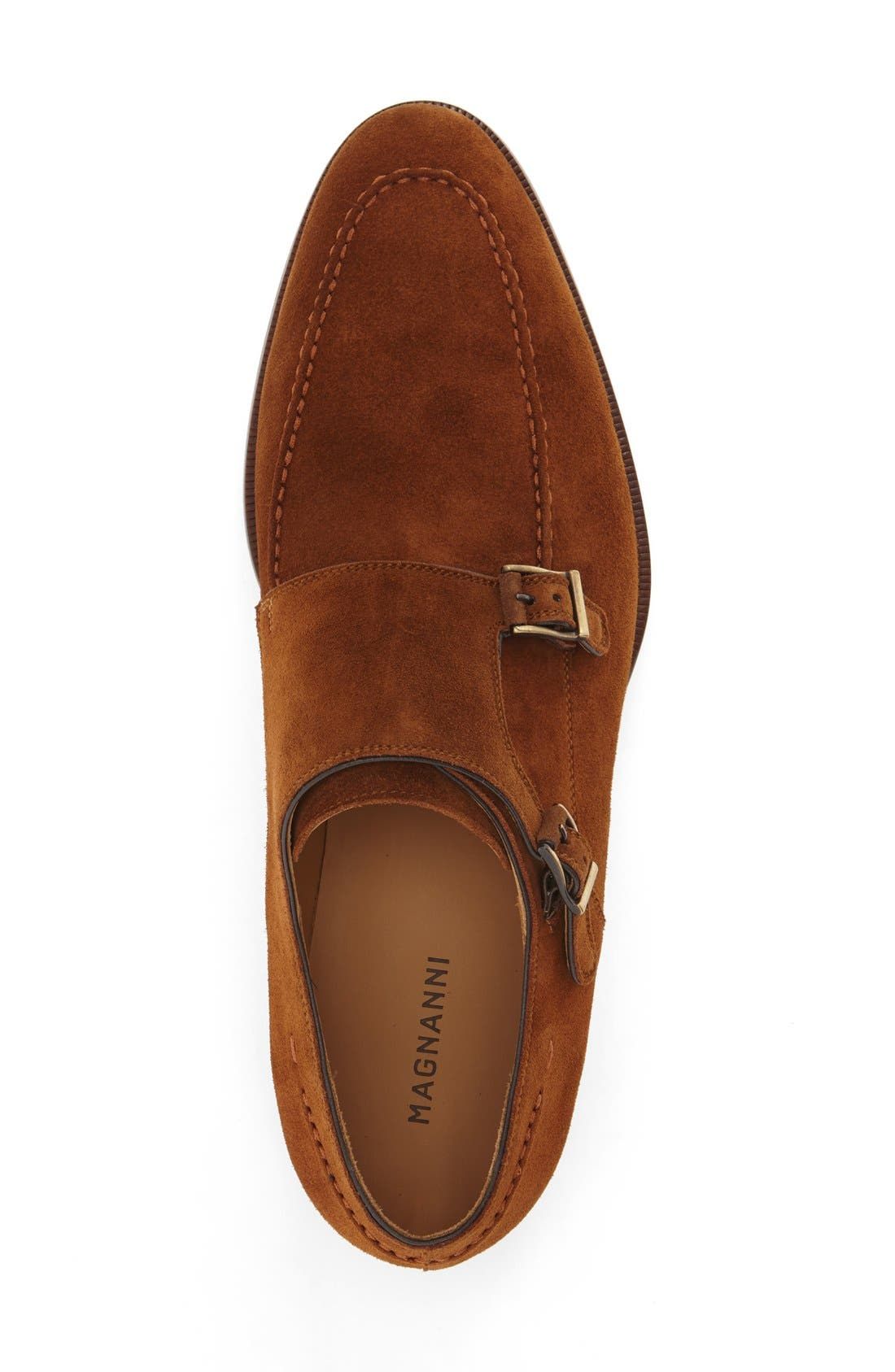 Alternate Image 3  - Magnanni 'Tomas' Double Monk Strap Shoe (Men)